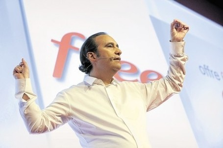 Xavier Niel parle du futur de la Freebox et de Free Mobile | Richard Dubois Freebox Addict | Scoop.it