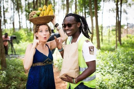 In Uganda, a white German aid worker becomes an unlikely local pop star | Travel Uganda | Scoop.it