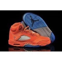 Cheap Air Jordan 5 Retro Melo PE Team Orange Game Royal MTS for Sale | Basketball | Scoop.it