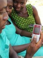 Des livres sur mobile contre l'illettrisme | Mokili Digital | Scoop.it