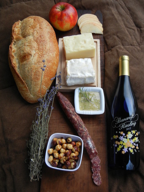 The Ultimate Local & Seasonal Cheese Board | Central New York Traveler | Scoop.it