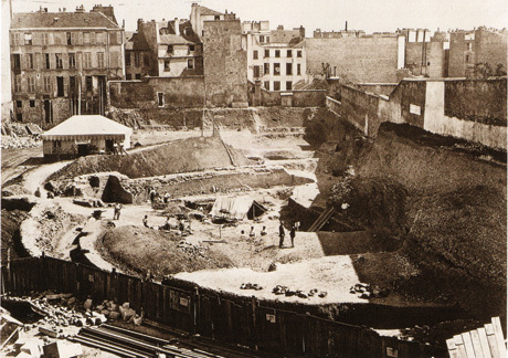 PARIS UNPLUGGED: 1869 - La découverte des Arènes de Lutèce | GenealoNet | Scoop.it
