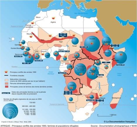 La Banque mondiale veut cartographier les ressources naturelles en Afrique | Shabba's news | Scoop.it