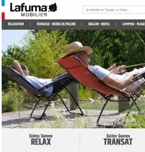 Lafuma Mobilier : la French Touch qui s'exporte | Lot de sources pour étancher sa soif de culture : banque, relation client, CRM, marketing, management | Scoop.it