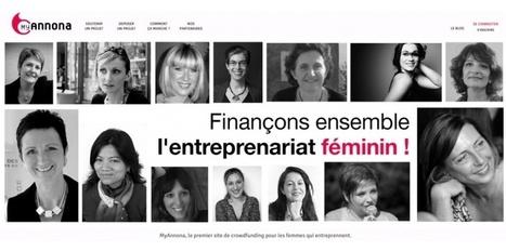 Les femmes ont désormais leur plateforme de crowdfunding | Journée de la Femme | Scoop.it