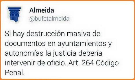 El Ayuntamiento de Madrid tritura por error el testamento de Carlos III y todo el padrón municipal | La R-Evolución de ARMAK | Scoop.it