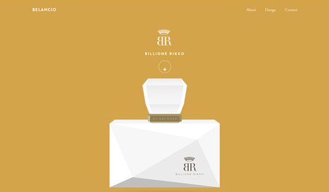 Art-Spire, Source d'inspiration artistique / We Love Webdesign #184 | le webdesign | Scoop.it
