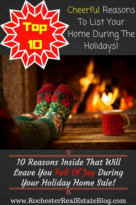 Should I Sell My Home During The Holidays? | Top Real Estate and Mortgage Articles | Scoop.it