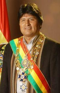 Evo Morales Biography (President of Bolivia/Political Leader) — Infoplease.com | Evo Morales | Scoop.it