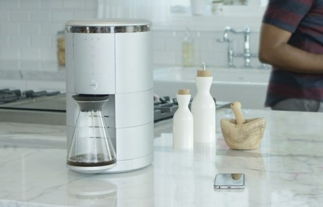 Spinn's futuristic coffee maker is now available for pre-order | Coffee Makers | Scoop.it