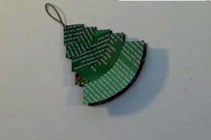 ¿Navidad & ecología en 1? Adornos navideños a partir de material reciclado | EcoAgroPaisaje | Scoop.it