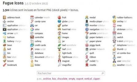 3500 icônes à télécharger   Ballajack   Ma boîte à outils   Scoop.it