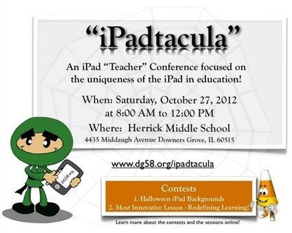 iPadtacula - Teacher iPad Summit / Home   SAMRi   Scoop.it