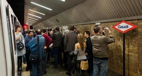La estación del Metro de Barcelona que no está en el plano | Vicens Roig | Scoop.it