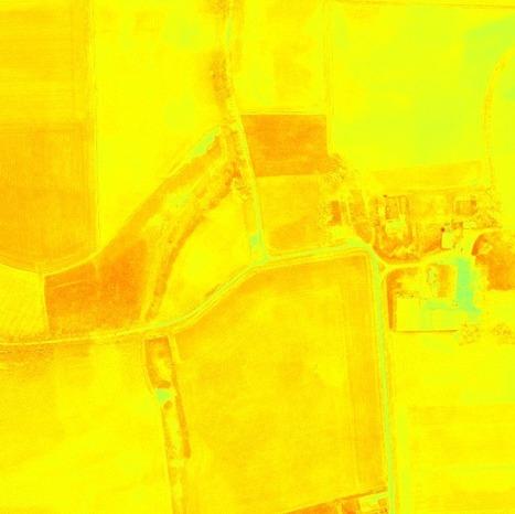 Ejemplos de uso de drones en GIS - MappingGIS   Marc Vila   Scoop.it