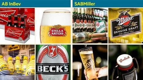 AB InBev Approaches SABMiller in Record Industry Combination | Grain du Coteau : News ( corn maize ethanol DDG soybean soymeal wheat livestock beef pigs canadian dollar) | Scoop.it