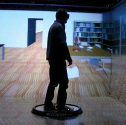 Virtual reality: Illusions help you explore on foot - tech - 21 June 2013 - New Scientist | cool stuff from research | Scoop.it