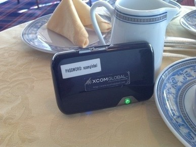 On the road with Xcom Global's MiFi hotspots | Technology | Scoop.it