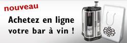 Cave à vin pro pour les amateurs d'oenologie | Cadeau gourmandise | Scoop.it