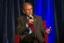 George W. Bush: Building The Keystone XL Pipeline Is A 'No-Brainer' | Keystone XL: Affairs of State | Scoop.it