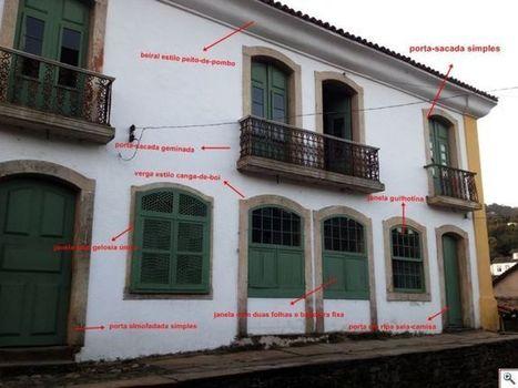 Arquitetura: os diversos estilos de portas e janelas em Ouro Preto | Esquadrias | Scoop.it