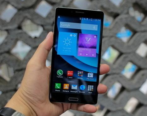 Latest Smartphones: Pantech Phablet beta appeared in Vietnam | Merimobiles | Scoop.it