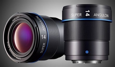 Schneider Kreuznach plans lens range for mirrorless and shows 14mm F2.0: Digital Photography Review | Photography Gear News | Scoop.it