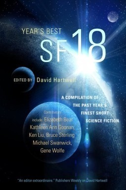 David G. Hartwell picks the best of last year's stories | science fiction, rhetoric and ideology | Scoop.it