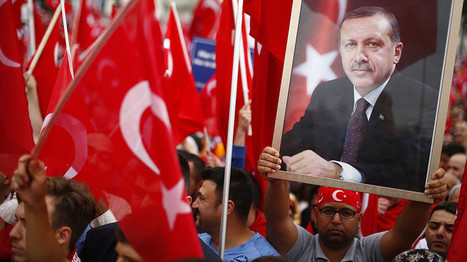 Turkey summons German ambassador over refusal to show Erdogan address at Cologne rally - reports | Saif al Islam | Scoop.it