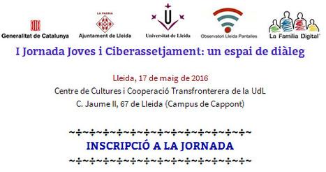 I Jornada Joves i Ciberassetjament: un espai de diàleg | Lleida, 17 de maig | TAC i educació | Scoop.it