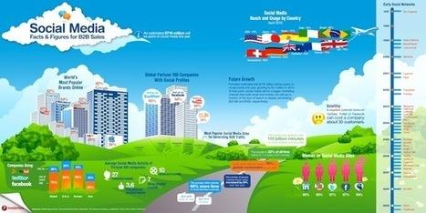 Overtuigen met infographics | BlueOcean Sales Professionalisering | Cultural and organisational behaviour | Scoop.it