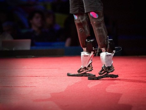 The new bionics that let us run, climb and dance | nature tech | Scoop.it