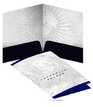 Two Panel Folders | Custom Two Panel Pocket Folders | customfolders4less | Scoop.it