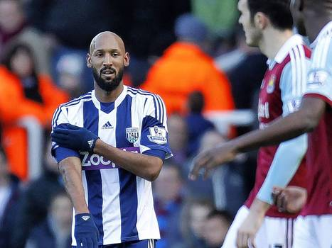 Nicolas Anelka defends 'quenelle' gesture: 'I am not anti-Semitic or racist' | Archivance - Miscellanées | Scoop.it