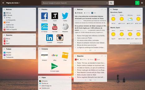 Personaliza tu página de inicio con Start.me | LAS TIC EN EL COLEGIO | Scoop.it