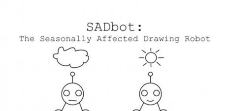 SADbot | eyebeam.org | Connecting Cities | Scoop.it