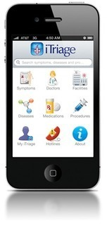 iPhone Medical Apps - Android Medical Applications | iTriage | Everything Healthcare | Scoop.it