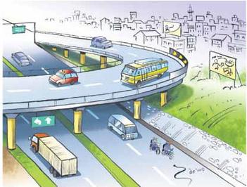 तीन वर्षभित्र तिनकुने-माइतीघर फ्लाई ओभर | Nepali Architecture & Urban Planning | Scoop.it