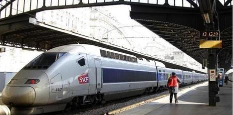 « La taxe Chirac doit aussi s'appliquer au TGV » (compagnies aériennes) | SandyPims | Scoop.it