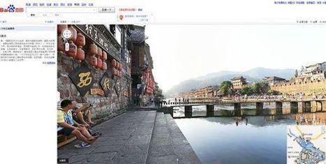 "Ya podemos navegar por China ""a lo Google Street View"" | Recull diari | Scoop.it"