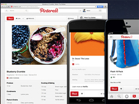 After the IPO, Twitter may favor Pinterest - The Deal Pipeline (SAMPLE CONTENT: NEED AN ID?) | Pinterest | Scoop.it