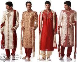 Latest Wedding Sherwani Designs for Men 2013 | Designer Wedding Dresses | Scoop.it