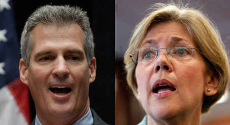 Brown-Warren civility begins to crack | Coffee Party News | Scoop.it