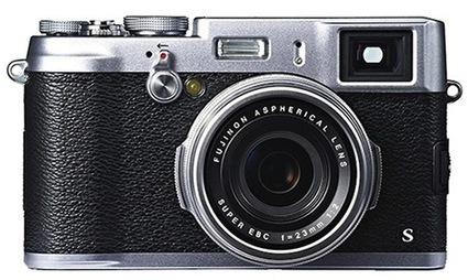 Fujifilm 16.3MP X100S Retro Camera Review by TechRadar With Rating 4.5/5   Fuji Cameras   Scoop.it