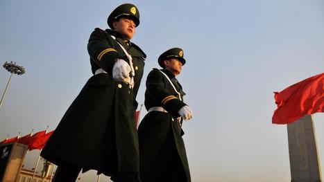 Des policiers chinois patrouilleront à Paris cet été | Géopolitique & mobilités, The topic | Scoop.it