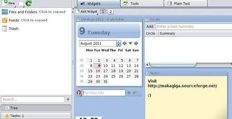 Makagiga: software gratuito multiplataforma con decenas de utilidades | Herramientas Digitales para el profesorado | Scoop.it