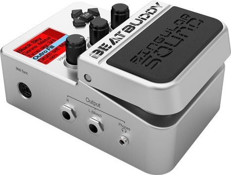 BeatBuddy - The world's first guitar pedal drum machine | Musique  - guitare | Scoop.it