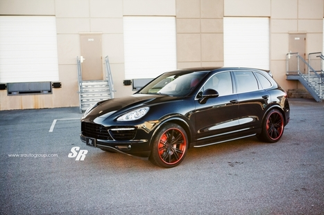 SR Auto Group Tuned Porsche Cayenne Turbo S - Top Cars   Damn It's Awesome   Scoop.it