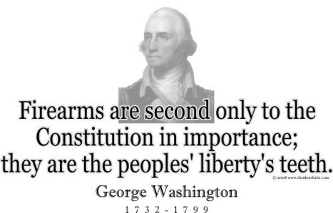 The #2A NEVER required the government's approval or permission. | Criminal Justice in America | Scoop.it