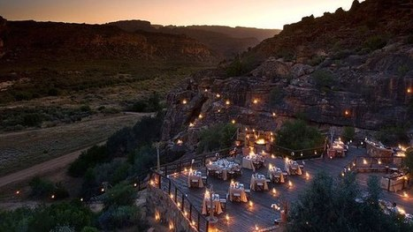 25 camps safari africains en diaporama | Weekend-Glamping.com | Scoop.it